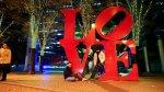 napis miłość - love